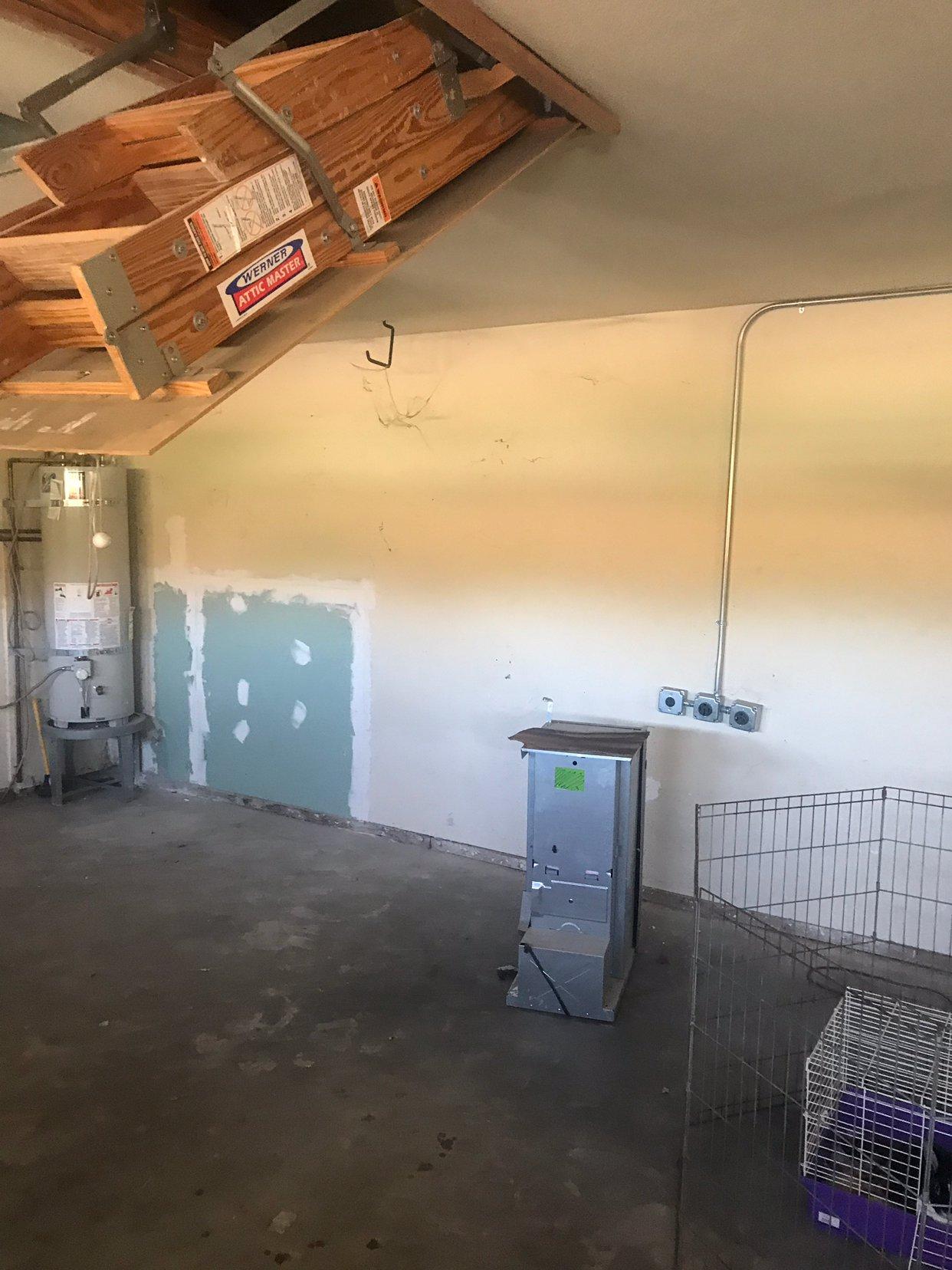 41x68 Garage self storage unit