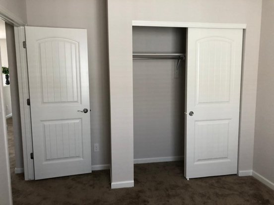 200x350 Bedroom self storage unit