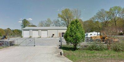 40x12 Warehouse self storage unit