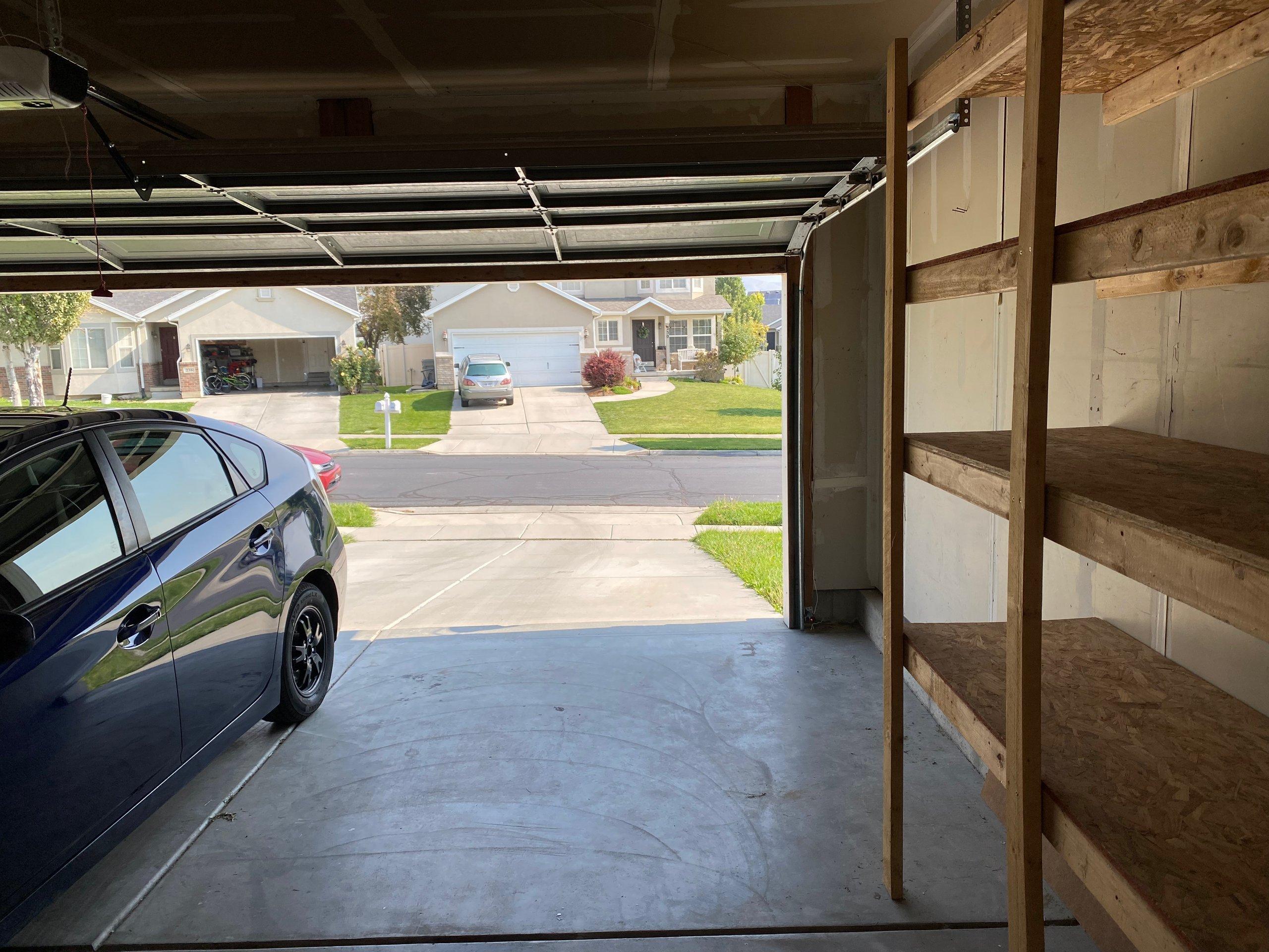 8x18 Garage self storage unit