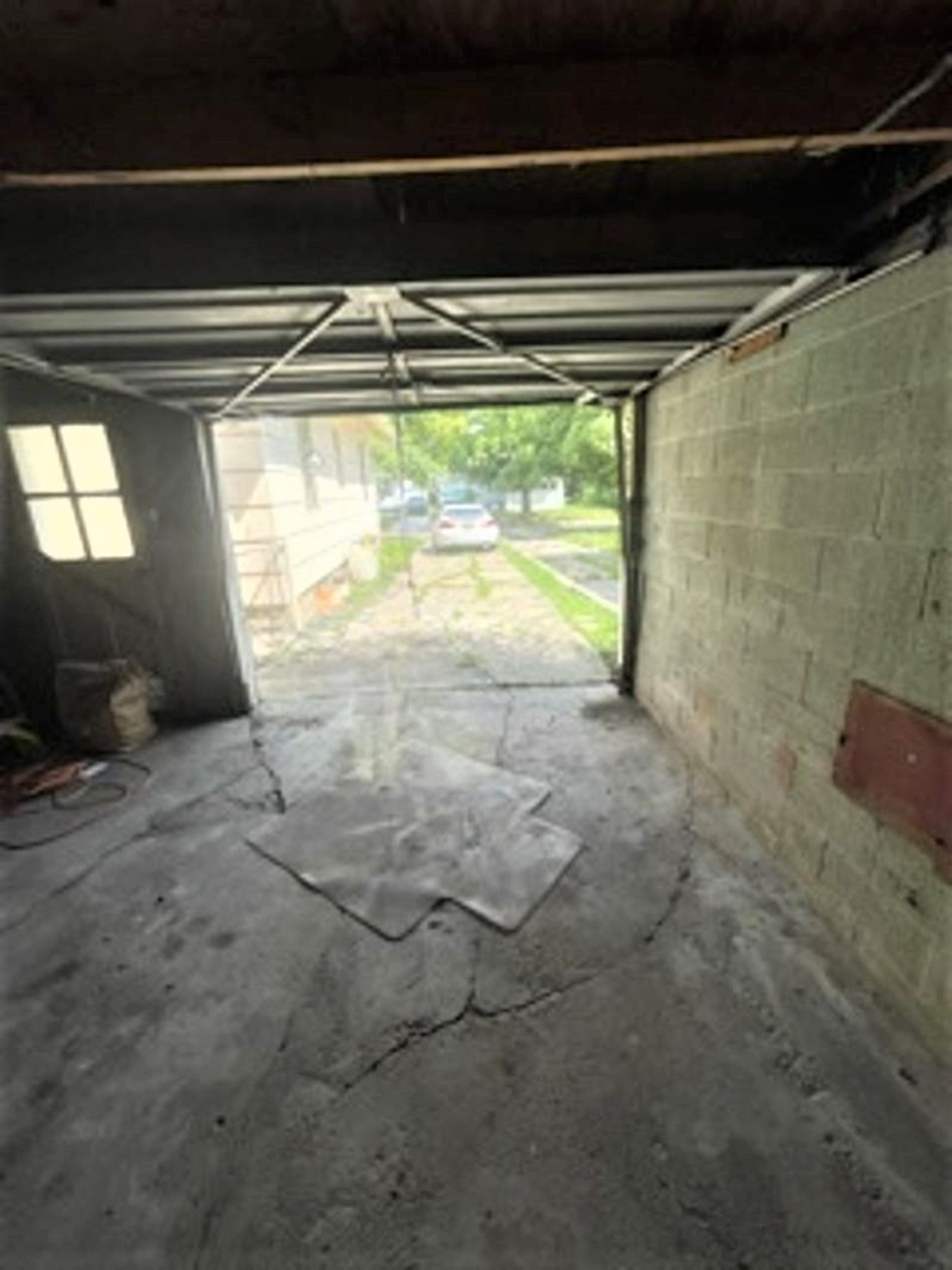 12x10 Garage self storage unit