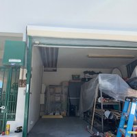 11x23 Garage self storage unit