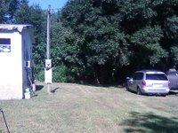 25x100 Parking Lot self storage unit