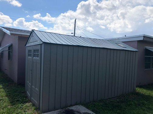 17x10 Self Storage Unit self storage unit
