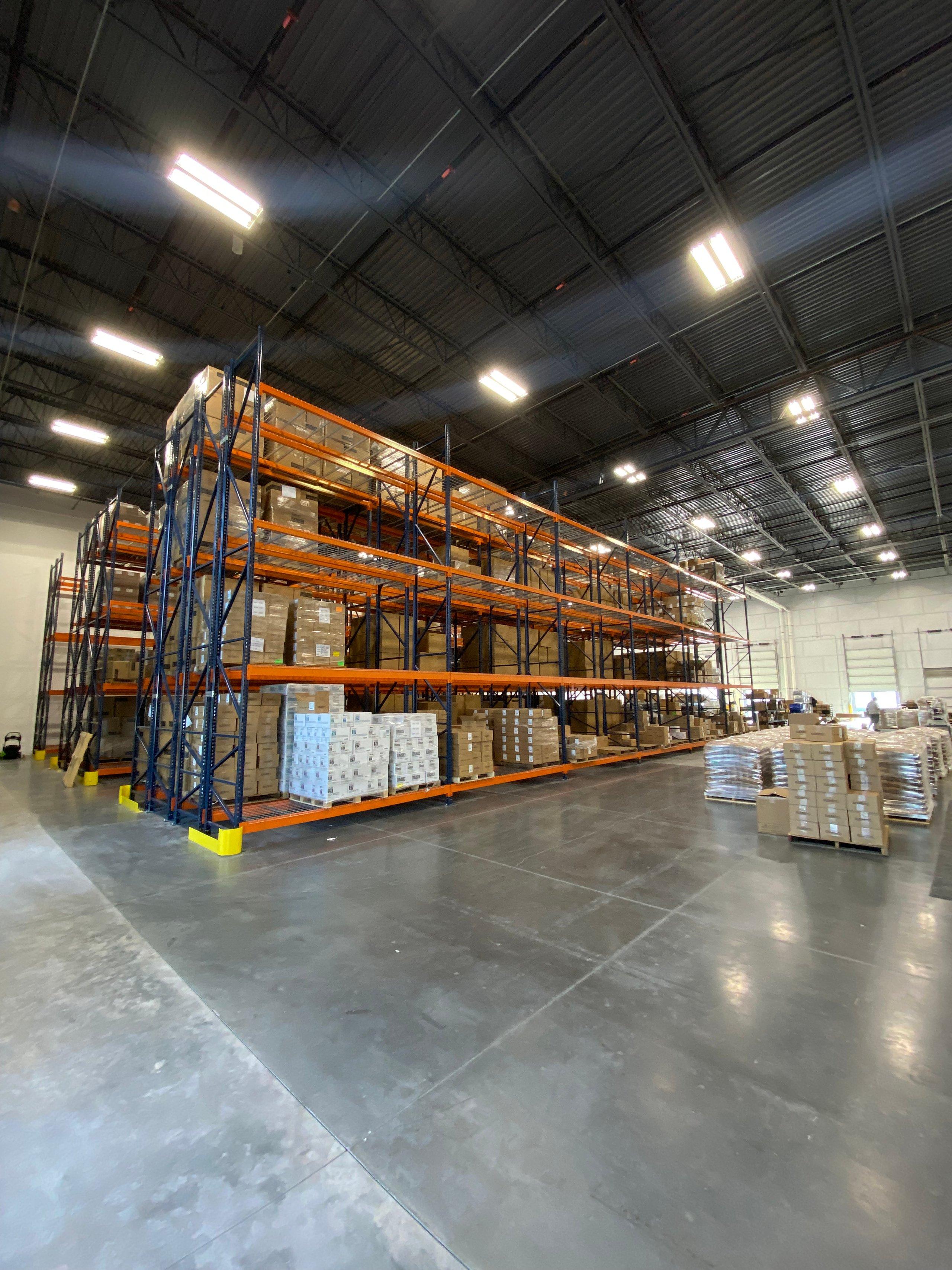 4x3 Warehouse self storage unit