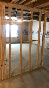 16x12 Basement self storage unit