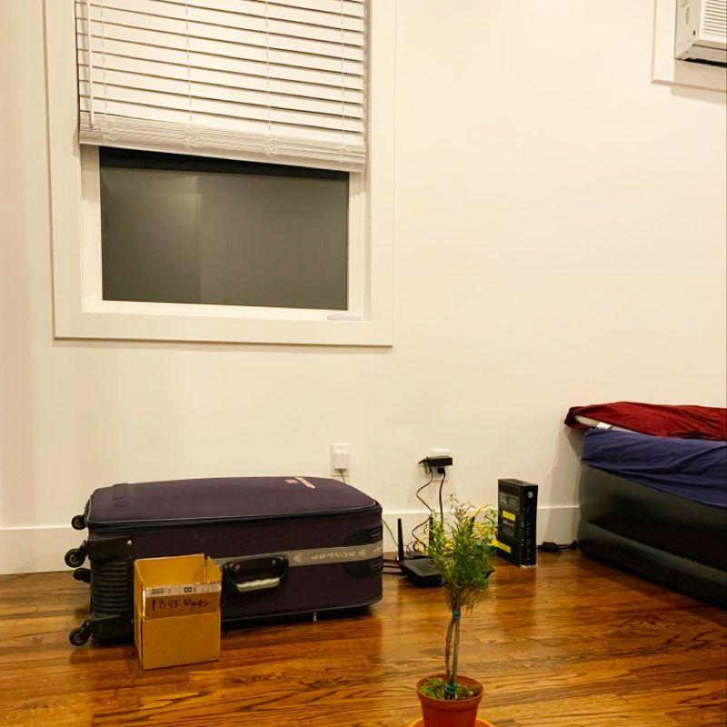 16x16 Bedroom self storage unit