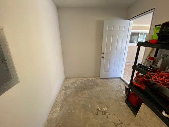 4x7 Garage self storage unit