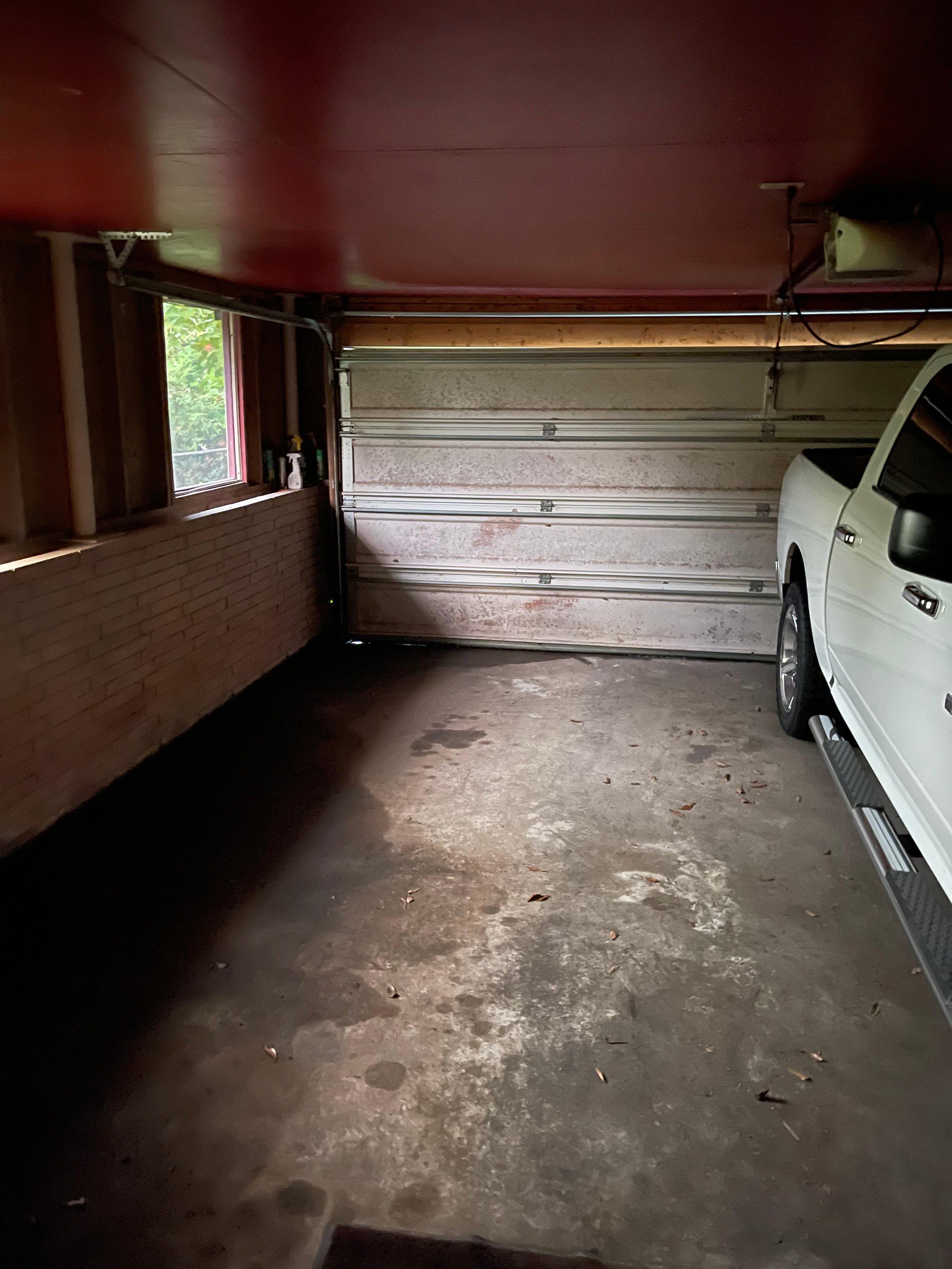 8x3 Garage self storage unit
