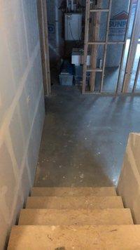 16x16 Basement self storage unit