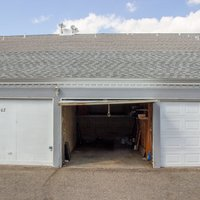 4x12 Carport self storage unit