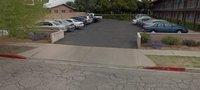 12x8 Parking Lot self storage unit