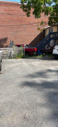 22x20 Parking Lot self storage unit