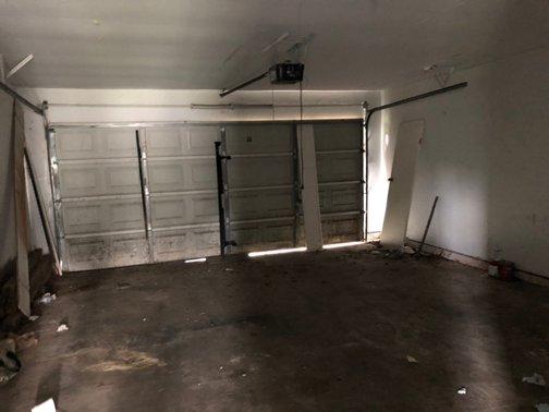 90x17 Garage self storage unit