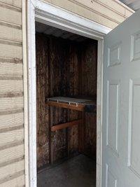 8x4 Self Storage Unit self storage unit