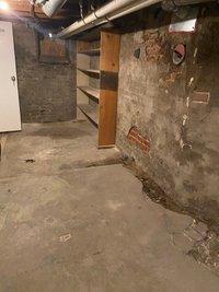 24x12 Basement self storage unit
