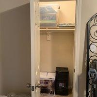 5x4 Bedroom self storage unit
