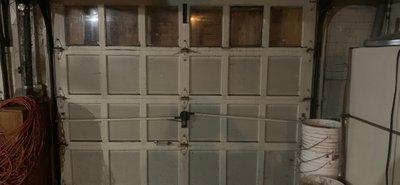 21x7 Garage self storage unit