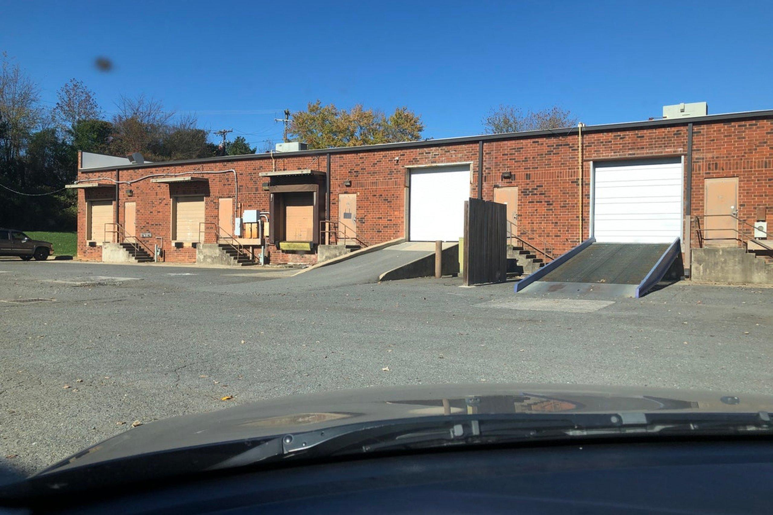 10x24 Parking Lot self storage unit