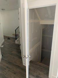 9x5 Basement self storage unit