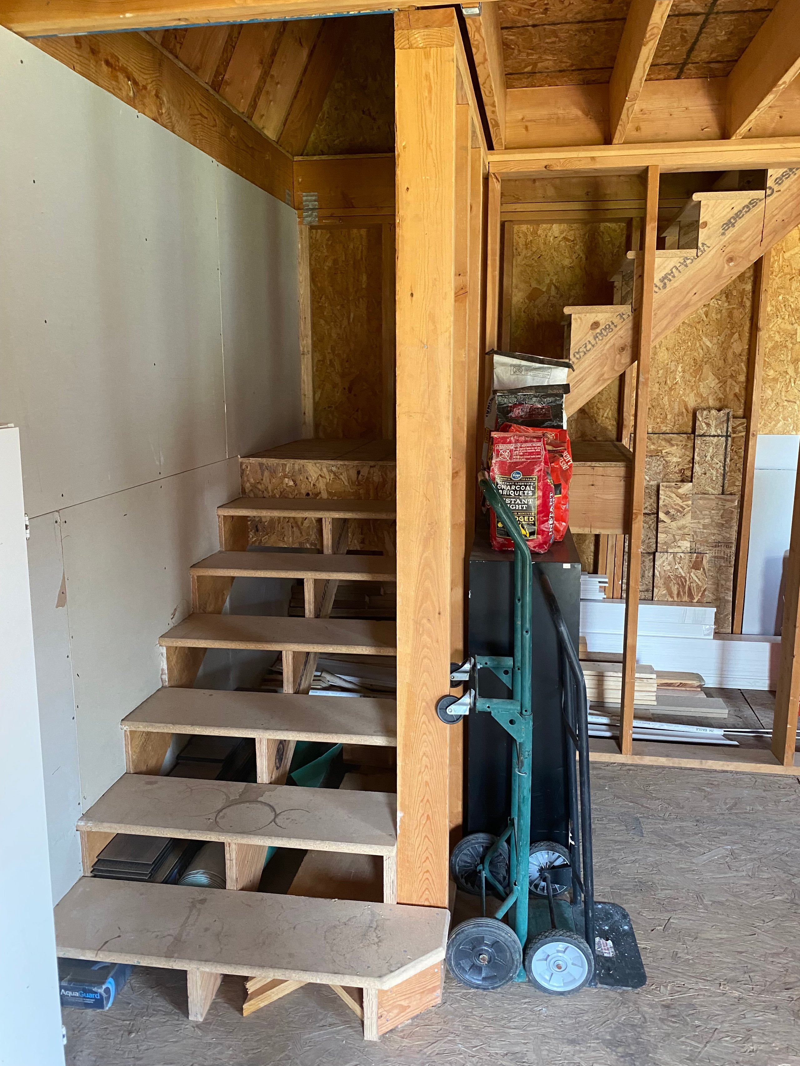 21x16 Shed self storage unit