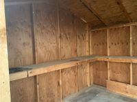 11x9 Shed self storage unit
