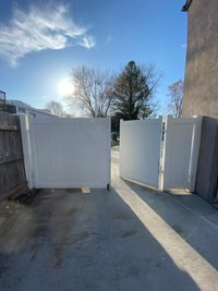 23x12 Driveway self storage unit
