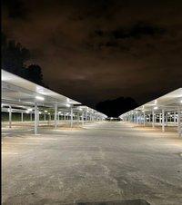 25x9 Parking Lot self storage unit
