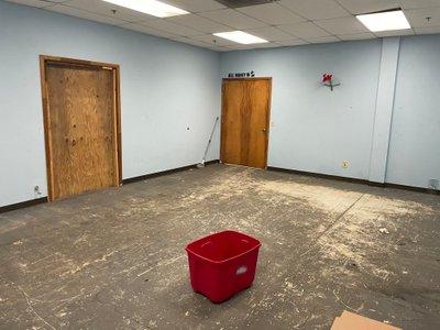 22x19 Warehouse self storage unit