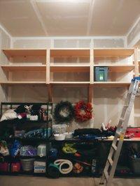 12x2 Garage self storage unit