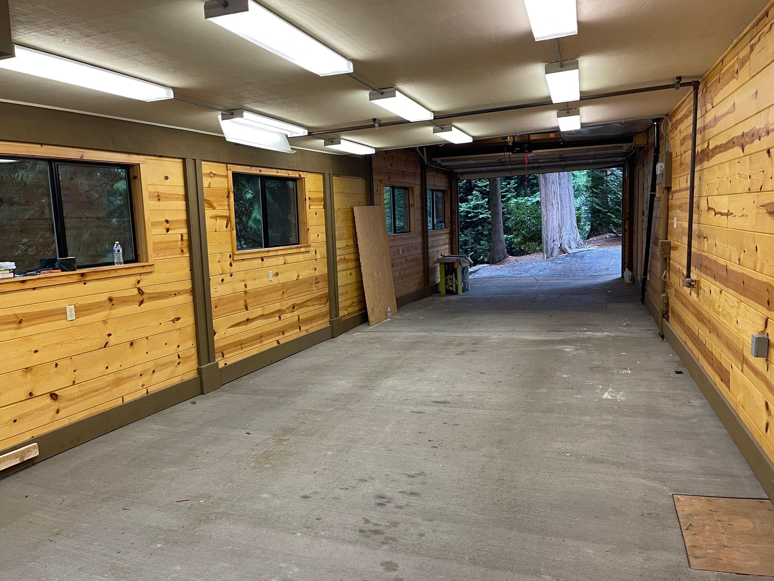 50x11 Garage self storage unit