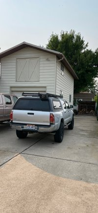 60x15 Parking Lot self storage unit