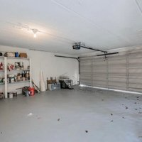 22x24 Garage self storage unit