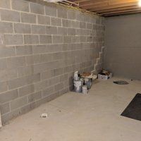 12x10 Basement self storage unit