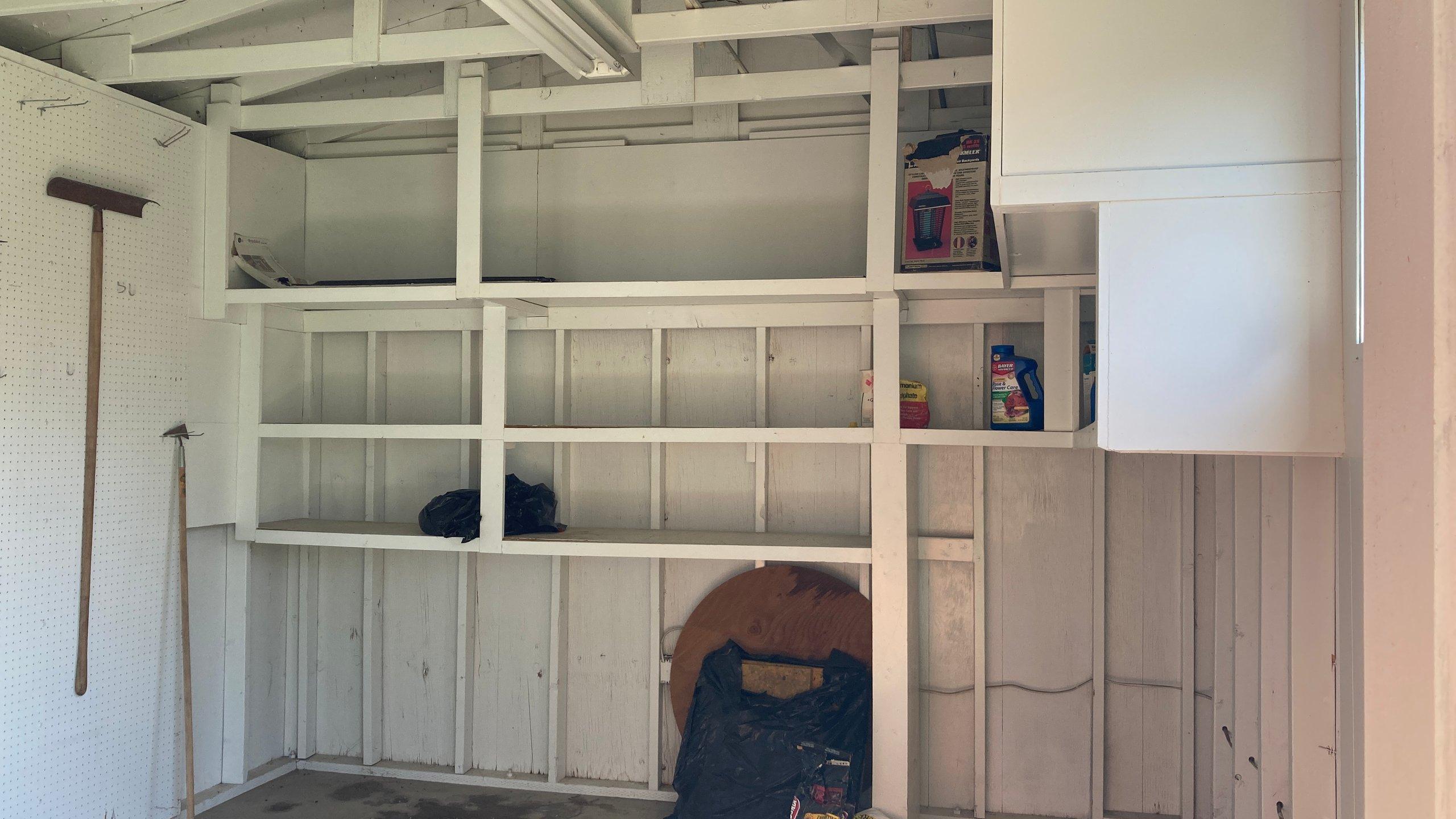 11x11 Shed self storage unit