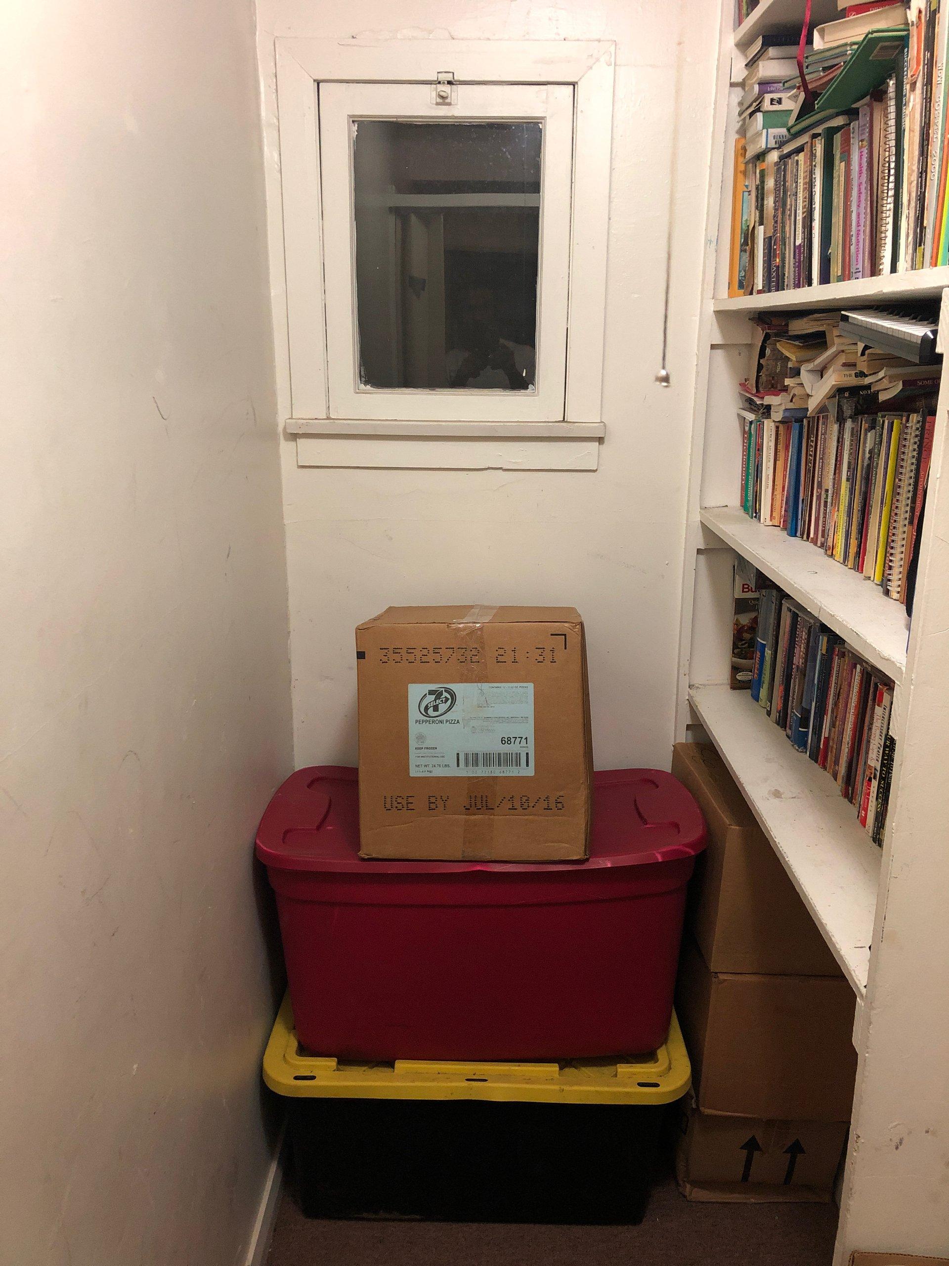 8x7 Self Storage Unit self storage unit