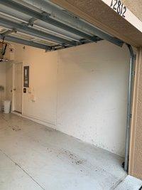 25x18 Garage self storage unit