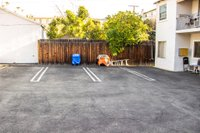 8x15 Parking Lot self storage unit