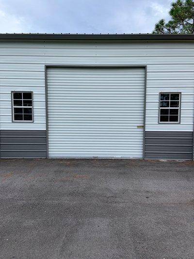25x10 Warehouse self storage unit