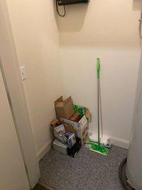 3x3 Closet self storage unit
