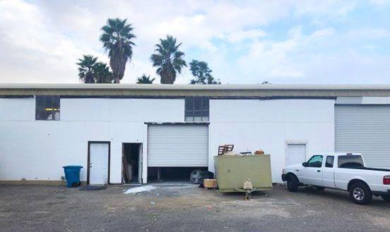 40x25 Warehouse self storage unit