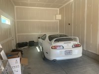 16x13 Garage self storage unit
