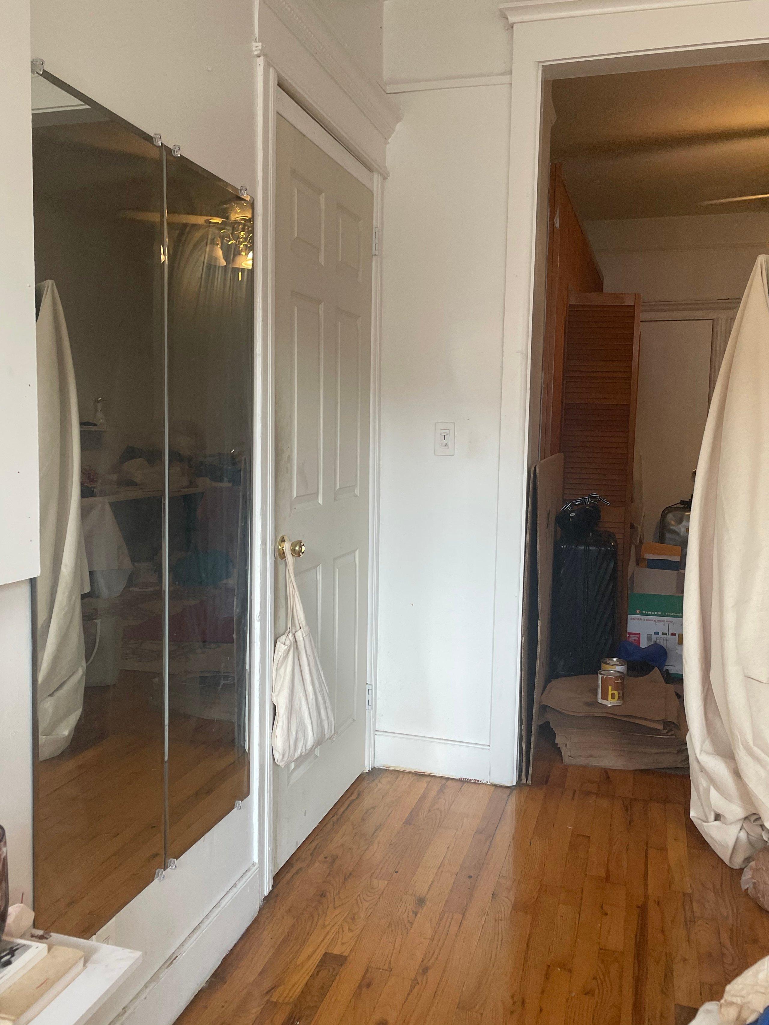 15x12 Bedroom self storage unit