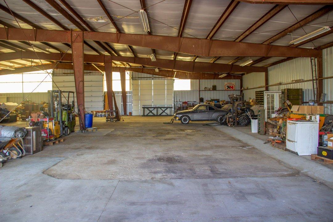 60x12 Warehouse self storage unit