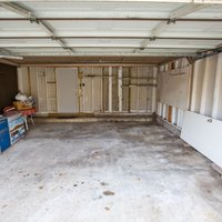 20x7 Garage self storage unit