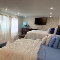 12x24 Bedroom self storage unit
