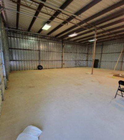 40x45 Warehouse self storage unit