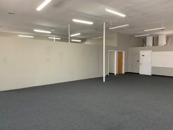 50x100 Warehouse self storage unit