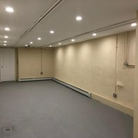 30x15 Basement self storage unit