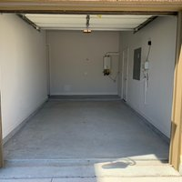 21x11 Garage self storage unit